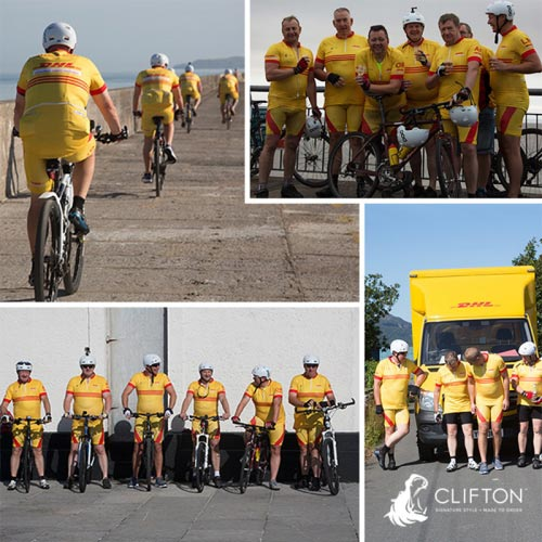 DHL Cycling Kit