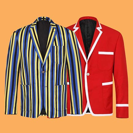 summer sports club blazer