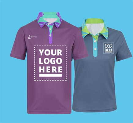 Dry fit golf polo shirts suit everyone