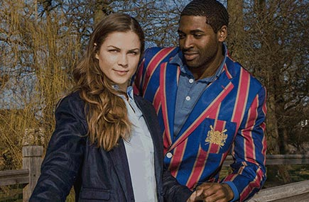 Mens rowing blazers and womens rowing blazers
