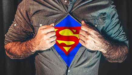 a smart customised work shirt can give you superpowers
