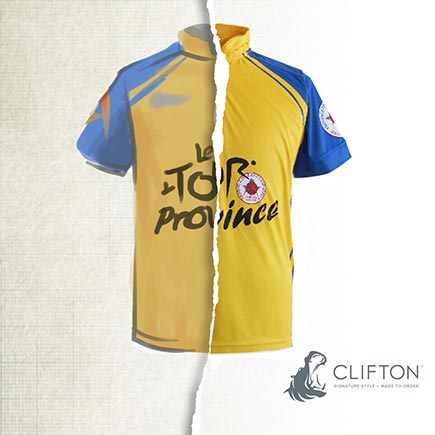 Design your perfect custom cycling jersey